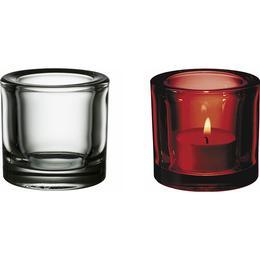 Iittala Kivi 6cm 2-pack Candle holder