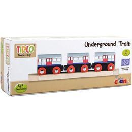 Tidlo Underground Train