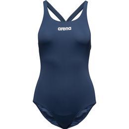 Arena Solid Swim Pro - Navy/White