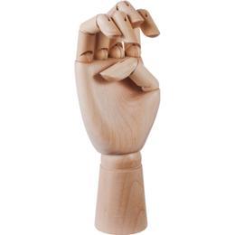 Hay Wooden Hand large 22cm Figurine