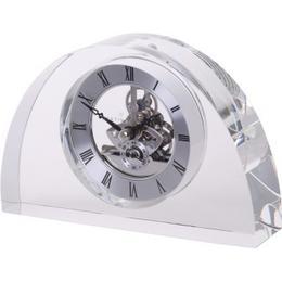 Dartington Half Moon 11cm Table clock