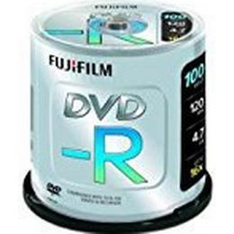 Fujifilm DVD-R 4.7GB 16x Spindle 100-Pack