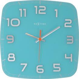 Nextime Classy Square 30cm Wall Clock