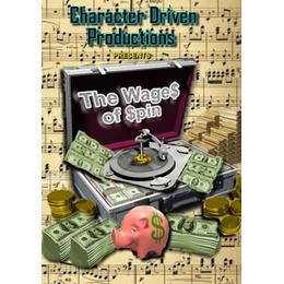 Wages Of Spin (DVD) (DVD 2015)