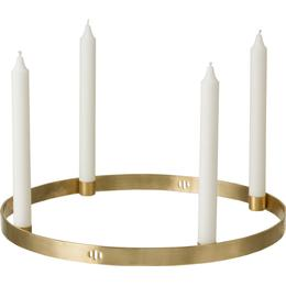 Ferm Living Circle 38cm Advent candle holder Candlestick