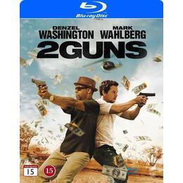 2 guns (Blu-ray) (Blu-Ray 2013)
