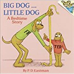 Big Dog ... Little Dog: A Bedtime Story