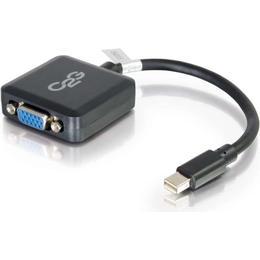 C2G Mini DisplayPort - VGA M-F 0.2m