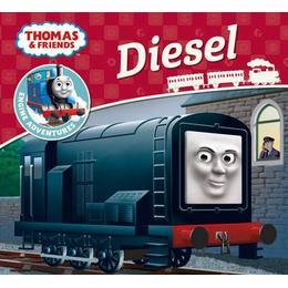 Thomas & Friends: Diesel (Thomas Engine Adventures)