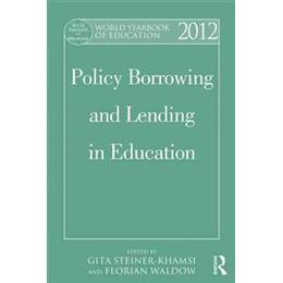 World Yearbook of Education 2012 (Pocket, 2013), Pocket