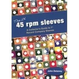 UK 45 RPM Sleeves (Häftad, 2013), Häftad