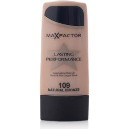 Max Factor Lasting Performance Foundation #109 Natural Bronze