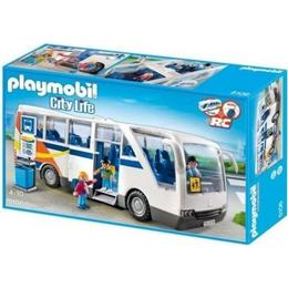 Playmobil City Life School Bus 5106