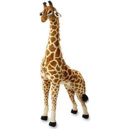 Melissa & Doug Giraffe Soft Stuffed Toy Animal