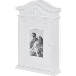 vidaXL Key Cabinet with Photo Frame