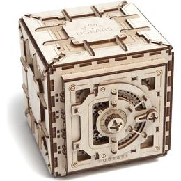 Ugears 3D Puzzle Safe 179 Pieces