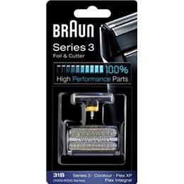Braun Series 3 31B Combi Foil & Cutter