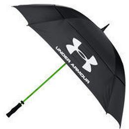 Under Armour Double Canopy Golf Umbrella Black (1275475)