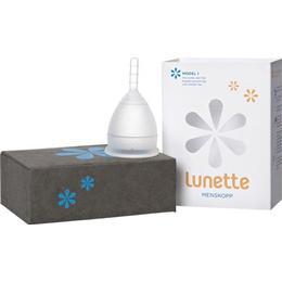Lunette Menstrual Cup Model 1