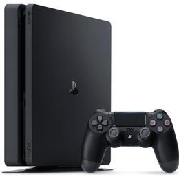 Sony Playstation 4 Slim 1TB - Black Edition