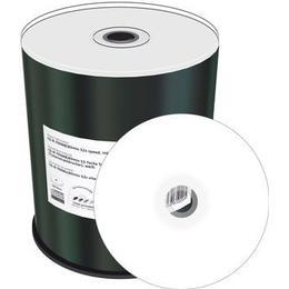 MediaRange CD-R 700MB 52x Spindle 100-Pack Inkjet