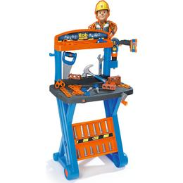 Smoby Bob First Workbench + Mec Drill