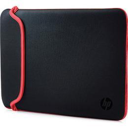 """HP Reversible Neoprene Sleeve 14"""" - Black/Red"""