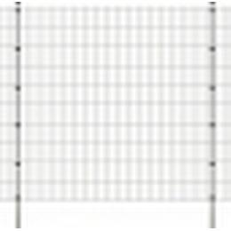 vidaXL 2D Garden Fence Panels & Posts 36mx203cm