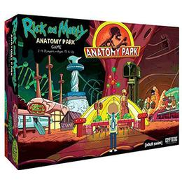 Cryptozoic Rick & Morty: Anatomy Park