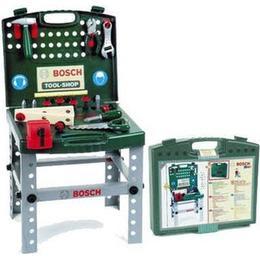 Klein Bosch Tool Shop Foldable Workbench 8681