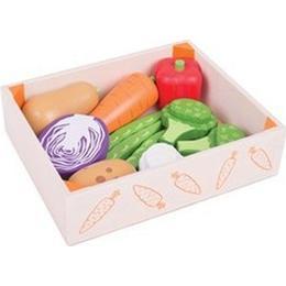 Bigjigs Vegetable Crate
