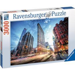 Ravensburger Flat Iron Building 3000 Pieces