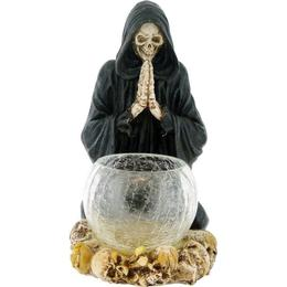 Nemesis Now Reapers Prayer Candlestick