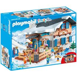 Playmobil Ski Lodge 9280