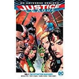 Justice League TP Vol 1 The Extinction Machine (Rebirth)