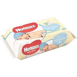 Huggies Pure Wipes 56pcs