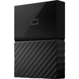 Western Digital My Passport Game Storage Works With PS4 2TB USB 3.0