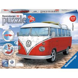 Ravensburger VW T1 Campervan 3D Puzzle 162 Pieces