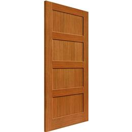 JB Kind Snowdon Unfinished Interior Door (83.8x198.1cm)