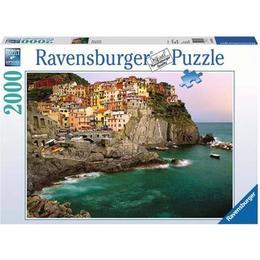 Ravensburger Italy Cinque Terre 2000 Pieces