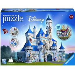 Ravensburger Disney Castle 3D Puzzle 216 Pieces