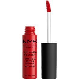 NYX Soft Matte Lip Cream Amsterdam
