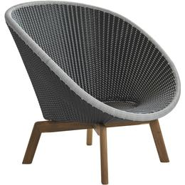 Cane-Line Peacock Easy Chair