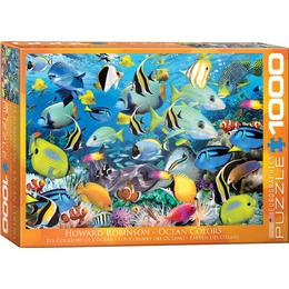 Eurographics Ocean Colors 1000 Pieces