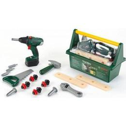 Klein Bosch Toolbox Set with Cordless Drill 8520