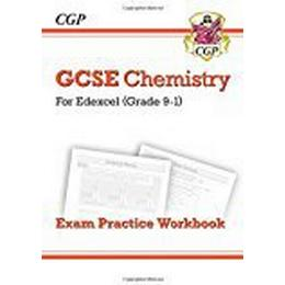 New Grade 9-1 GCSE Chemistry: Edexcel Exam Practice Workbook (CGP GCSE Chemistry 9-1 Revision)