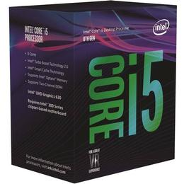 Intel Core i5-8600 3.1GHz, Box