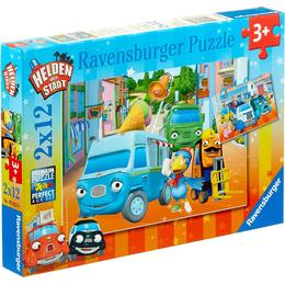 Ravensburger Adventure with the Heroes of the City 2x12 Pieces