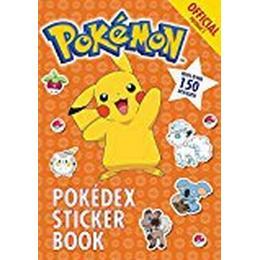 The Official Pokémon Pokédex Sticker Book