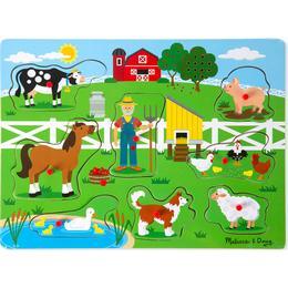 Melissa & Doug Old McDonald's Farm 8 Pieces